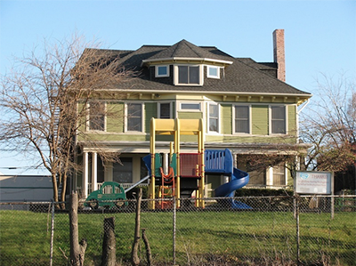 East End Neighborhood House Cleveland